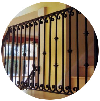 Metal Balcony Railings